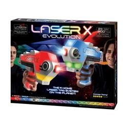 Pistolet laser Double Blaster Evolution