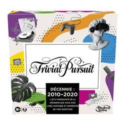 Trivial Pursuit Décennie 2010-2020