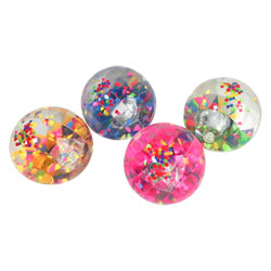 Balles rebondissante Confetti