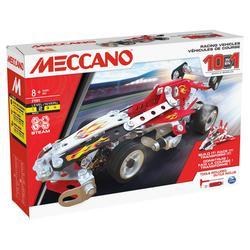 Meccano - Voiture de course 10 modèles