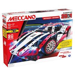 Meccano - Supercar 25 modèles motorisés