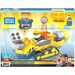 Mega Bloks La Pat'Patrouille - Engin de construction de Ruben