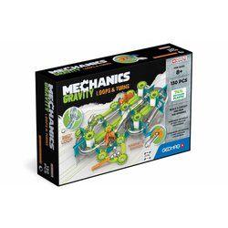 Mechanics EcoFriendly - 130 pcs Gravity
