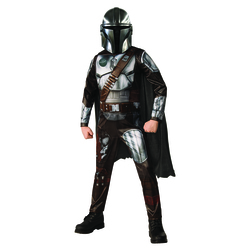 Déguisement Star Wars The Mandalorian - 7/8 ans