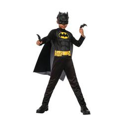 Batman Déguisement + Batarangs – taille M
