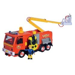 Camion Jupiter ultimate et figurine Sam le pompier