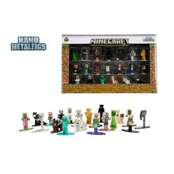 Coffret 20 figurines Minecraft 40 cm