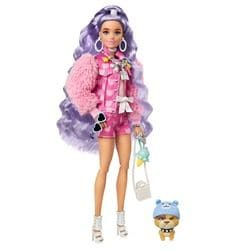Poupée Barbie Extra - Coeur