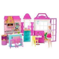 Barbie et son restaurant