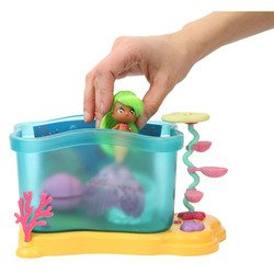 Seasters - Aquarium Bubble avec sirène