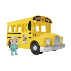 Bus scolaire musical