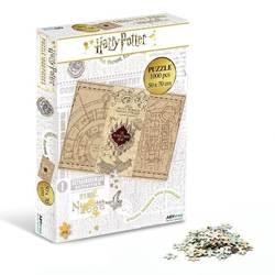 Puzzle Harry Potter 1000 pièces - Carte du Maraudeur