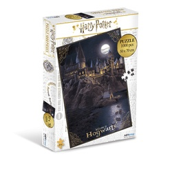 Puzzle Harry Potter 1000 pièces - Poudlard