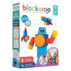 Blockaroo - Robot 10 pièces
