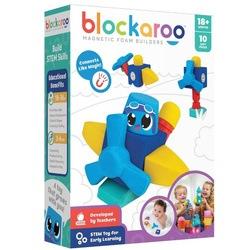 Blockaroo - Avion 10 pièces