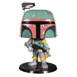 Figurine Boba Fett Super Oversized - Star Wars - Funko Pop - n°367