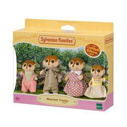 Sylvanian Families - 5617 - La Famille Suricate