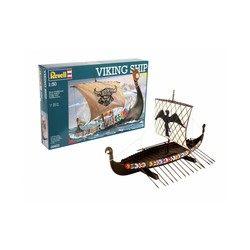 Maquette bateau Vikings