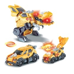 Switch & Go Dinos Crash - Zyrex,  le T-rex