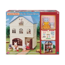 Sylvanian Families - 5513 - Maison à deux étages de la Famille Eléphant
