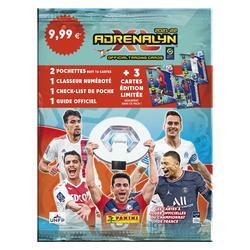 Cartes foot Adrenalyn XL 2021-2022 Ligue 1 - Starter Pack