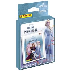 Disney La Reine des Neiges - Panini - Pack de 10 Pochettes + 1 offerte