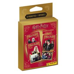 Blister 13 pochettes Panini Harry Potter