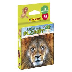 Blister 15 pochettes Panini For The Planet