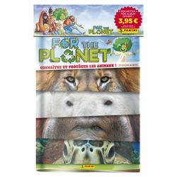 Pack album avec 5 pochettes For The Planet