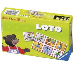 Loto Petit Ours Brun