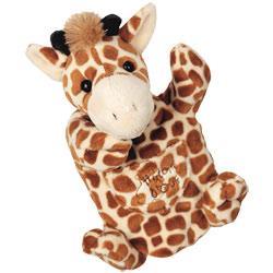 Marionnette Girafe
