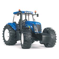 Tracteur New Holland TG285