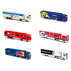 Racing Trucks 1/87ème
