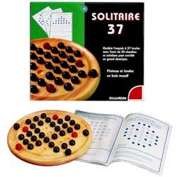 Solitaire 37 Bois