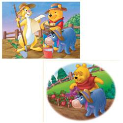 Puzzle 45-Pcs Winnie