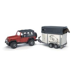 Jeep Wrangler et Van