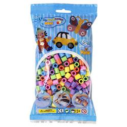 500 Perles Maxi Mix Pastel