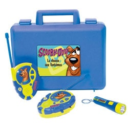 Mallette Talkies-Walkies Scooby-Doo