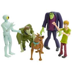 Pack aventures Scooby-Doo