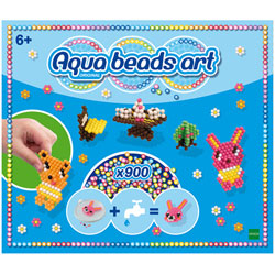 Aqua beads-Kit d'initiation perles magiques