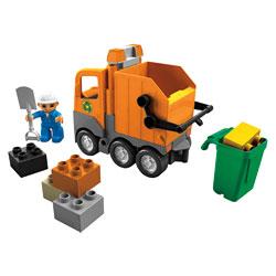 5637-Le camion poubelle