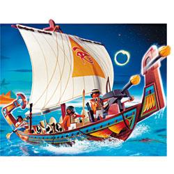 4241-Barque égyptienne