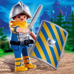 4684-Garde avec épée