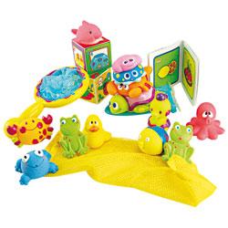 Filet de jouets de bain
