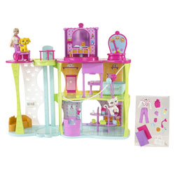 Clinique des animaux Polly Pocket