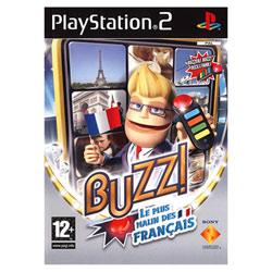 PS2 BUZZ ! Le Plus Malin des Français