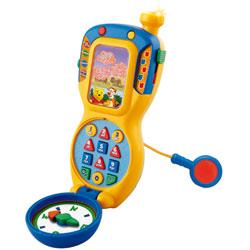 Winnie téléphone aventure
