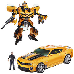 Transformers Movie 2 : Human Driver Sam et Bumblebee