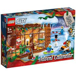 calendrier avant lego City