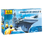 Maquette Charle de Gaulle